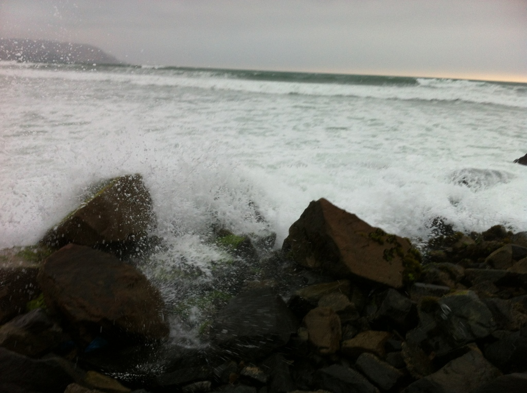 Crashing waves you have my soul.