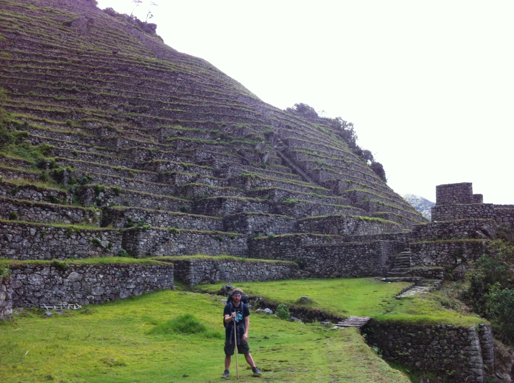 Machu Picchu and passport finding party rum!! 11-11-12 164