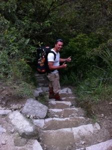 Machu Picchu and passport finding party rum!! 11-11-12 223