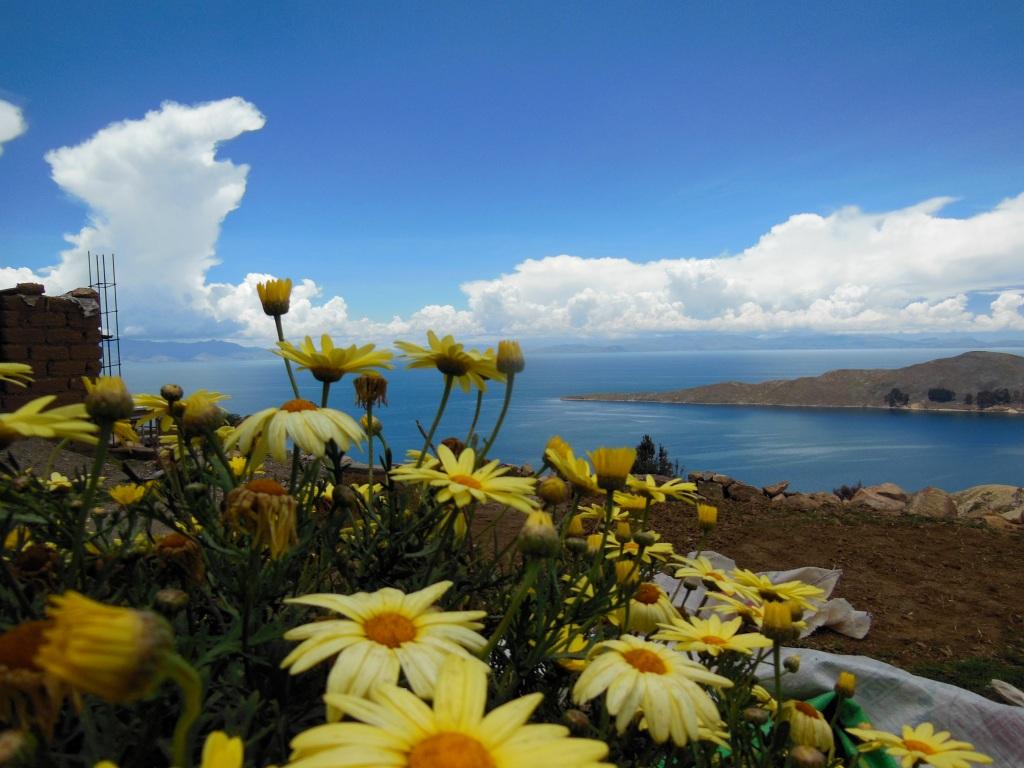Isla del sol chakra 091