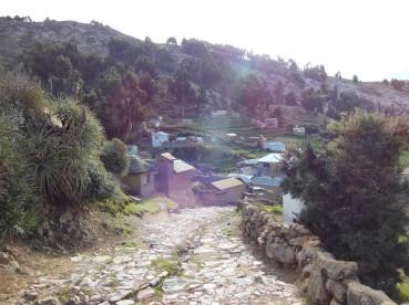 Isla del sol chakra 112